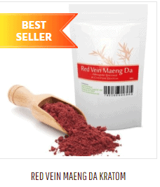 Red Vein Maeng Da Kratom best seller that you can buy online