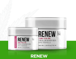 An image of Renew CBD topical