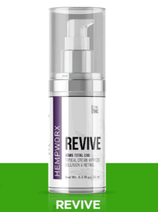 An image of Revive CBD topical