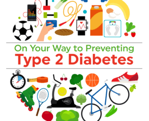 an illustration of how to prevent diabetes type 2