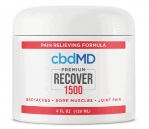 An image of CBD Inflammation Formula - cbd oil for arthritis