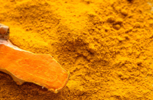 An image of turmeric powder