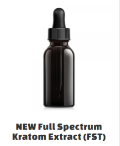 An image of new full spectrum Extract (FST)
