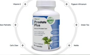 An image of Prostate Plus Ingredients