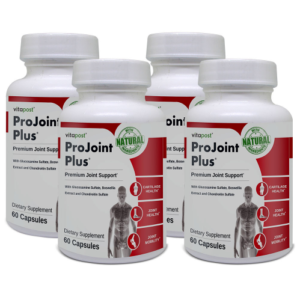 An image of 4 Bottles ProJoint Plus - Joint support supplements