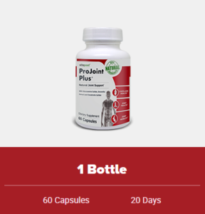 An image of 1 bottle of ProJoint Plus offer