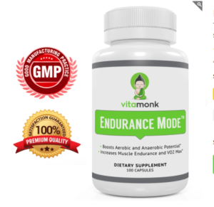 An image of Endurance Mode - the best endurance supplement to boost stamina